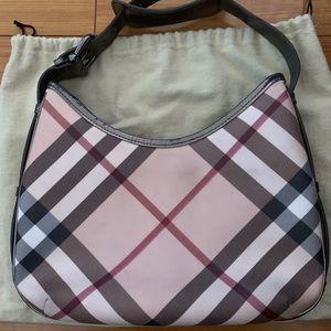 Original Burberry shoulder bag.